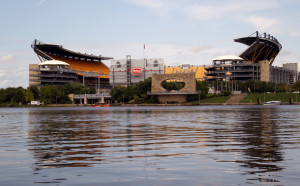 (Claire Murray  /  Photo Editor) - Heinz Field in the North Shore