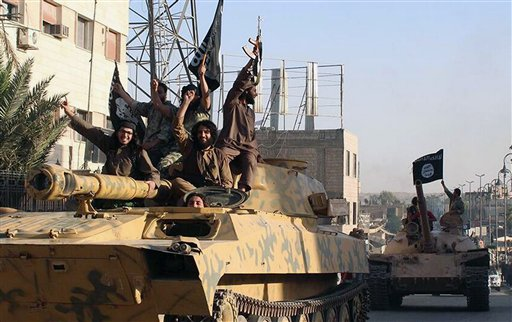 Mideast Syria Islamic State How Strong