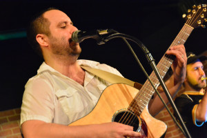 Ben Alper, lead singer and guitarist for Dave Matthew's tribute band, One Sweet Burgh, will be playing at Mr. Small's Theater on Sept. 12. Alper is also a Duquesne alum and played folk music for the University's own Tamburitzan dance group.