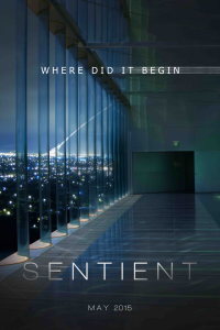 The science fiction web series called Sentient stars an acting team local to the Pittsburgh area.