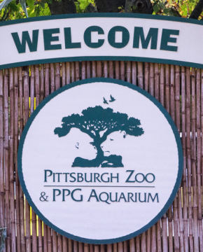 Features - zoo entrance