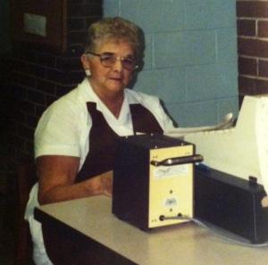 Courtesy Photo. Mary Patricia Carpenter died Nov. 25.