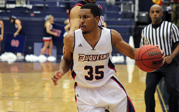 Taylor Miles / The Duquesne Duke