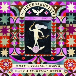 What a Terrible World, What a Beautiful World released Tuesday, Jan. 20 via Capitol and Rough Trade Records.