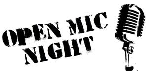 Open Mic Website