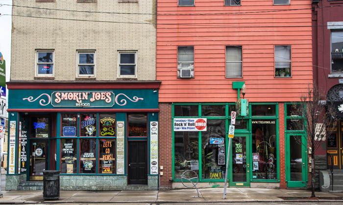 Claire Murray | Photo Editor. A proposed law would permit Pennsylvania bars, such as Smokin' Joe's Saloon on East Carson Street, to purchase a special liquor license to sell alcohol until 4 a.m.