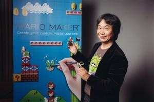 "AP Photo Company veteran Shigeru Miyamoto, known for creating ""Super Mario Bros."", was named creative fellow by new Nintendo president Tatsumi Kimishima"