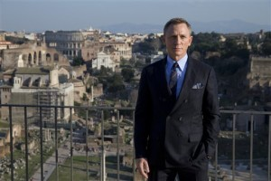 Ap Photo Daniel Craig is the sixth actor to portray James Bond in the 23 film series.