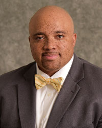 Courtesy Photo Philip Palmer serves as the first assistant dean hired for the Bayer School.