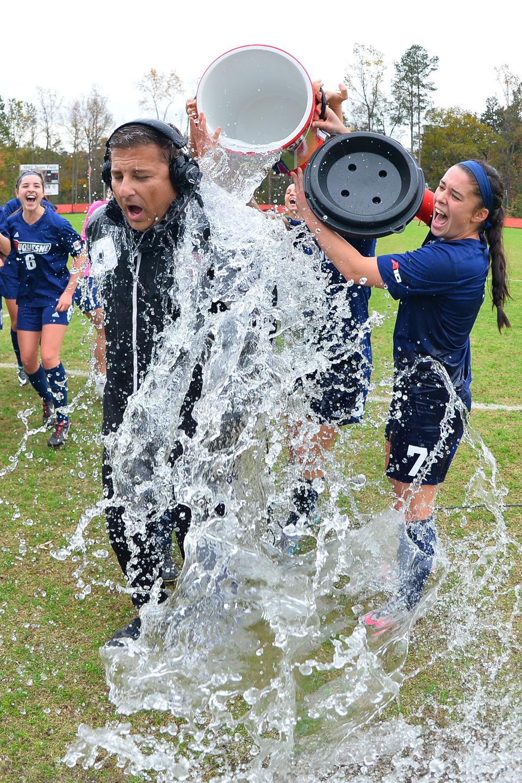 NCAA WOMENS SOCCER:  NOV 08 2015 A10 Women's Soccer Championship – Duquesne vs Fordham
