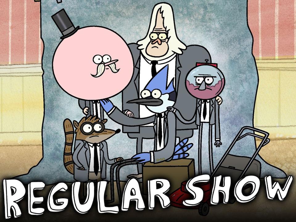 Regular Show copy