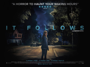 "Courtesy of North Light Films While initially premiering at the 2014 Cannes Film Festival, ""It Follows"" did not see wide release until March 2015. The film is a delightful return to form for horror."