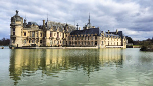 Photo by Rebekah Devorak | Opinions Editor. The Chateau de Chantilly has been the residence of many French aristocrats, and houses the second largest personal library in France.