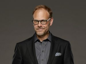 "Courtesy of breathecast.com Alton Brown's TV series ""Good Eats"" first premiered in 1999 and ran for 244 episodes and eight specials."