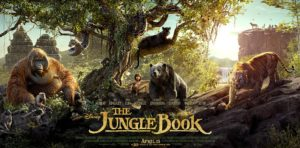 "Courtesy of Disney Studios ""The Jungle Book"" features an all-star cast, including Idris Elba, Ben Kingsley and Scarlett Johansson. It is directed by Jon Favreau of ""Iron Man"" fame."