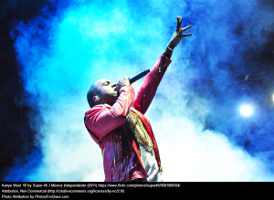 """Creative Commons Kanye West is one of music's most polarizing figures, and that's no different on his new album, """"Life of Pablo."""" The record has a handful of shocking moments, but isn't his best album front to back."""