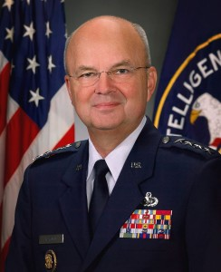 Former CIA Director Michael Hayden visited Duquesne University to speak on March 29, sparking a debate about his career.