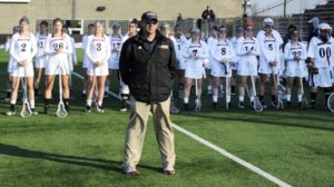 Coach Scerbo has spent the past 11 seasons in charge of Duquesne lacrosse, but he is stepping away from the field and into the Duquesne Athletics department. Former asst. Lisa Evans promoted to head coach.