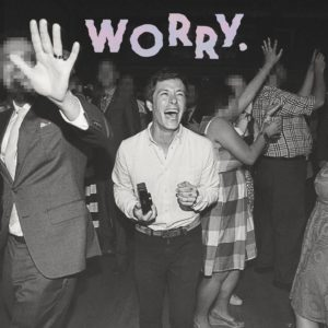 "Courtesy of Quote Unquote Records ""Worry"" is Jeff Rosenstock's third solo album, following his 2015 one, ""We Cool?"" and 2012's ""I Look Like Shit.""  He also has made albums with various bands, like ""Pegasuses-XL"" and ""Kudrow."""