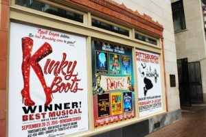 "Kailey Love/Photo Editor ""Kinky Boots"" first premiered as a musical in 2012. It is based off of a 2005 Golden Globe nominated British comedy-drama of the same name."