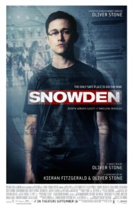 """Courtesy of Endgame Entertainment Before its wide release in theaters, """"Snowden"""" had a showing at the 2016 San Diego Comic-Con."""