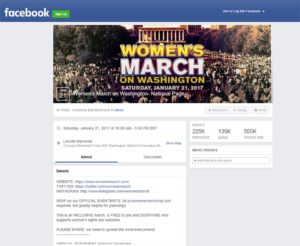 Brandon Addeo   News Editor The Women's March on Washington, a national event, takes place Jan. 21.