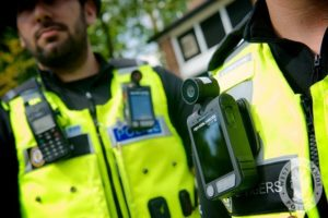 "Courtesy of West Midlands Police | Flickr  Police body cameras will be discussed at the event, a part of the Cyril H. Wecht Institute's ""Forensic Fridays"" series, along with a pending bill in the state House."