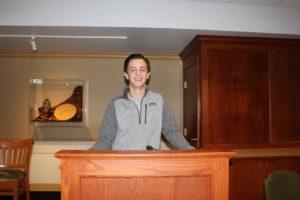 Ollie Gratzinger | Asst. Features Editor