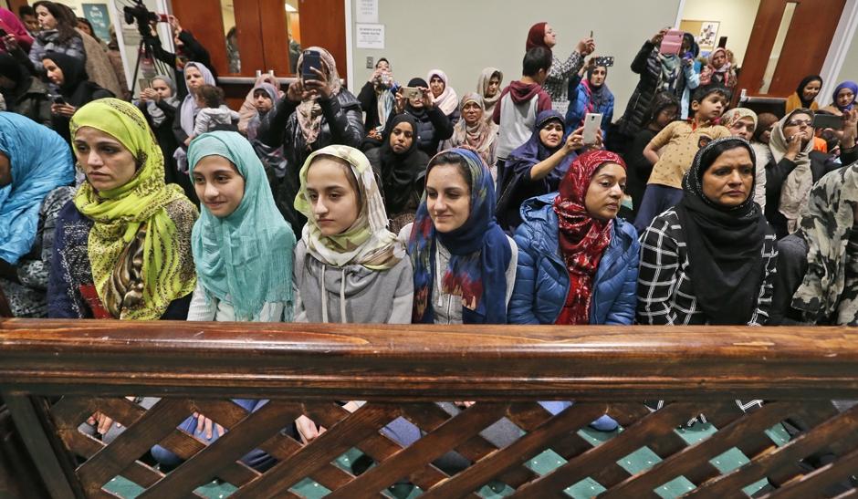 Virginia Muslim Ban