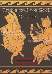 'Orphie and the Book of Heroes'