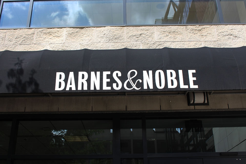 opinions barnes and noble 2