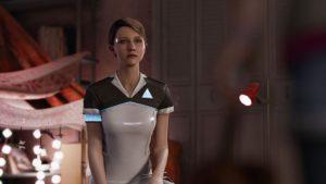 Kara from 'Detroit: Become Human'