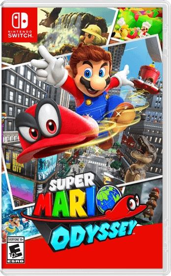 'Super Mario Odessey'