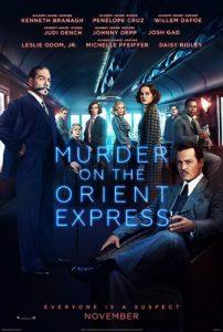 'Murder on the Orient Express'