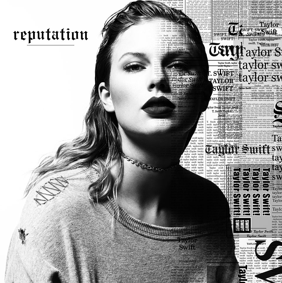 'reputation' by Taylor Swift