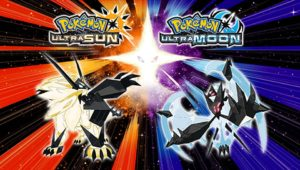 'Ultra Sun' and 'Ultra Moon'