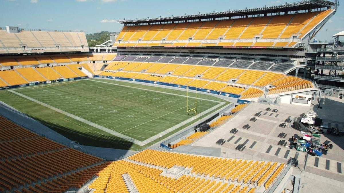 Duquesne students improvise to enjoy Steelers game from ...Steelers Game